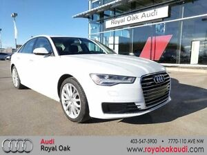 2016 Audi A6 2.0T Technik quattro 8sp Tiptronic   - Certified -
