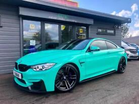 2016 BMW M4 3.0 DCT **Individual - M Performance Pk** NOW SOLD