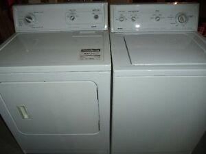KENMORE WASHER & DRYER DELIVERY INCLUDED