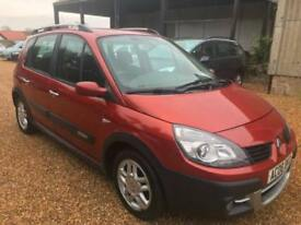 2008 Renault Scenic 1.9dCi 130 Conquest Cambelt done 107k 9 Service stamps 2 key
