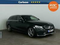 2017 Mercedes-Benz C Class C220d AMG Line 5dr 9G-Tronic Estate ESTATE Diesel Aut
