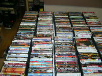 DVD MOVIES - $1.99 EACH OR BUY 5, GET ONE FREE!