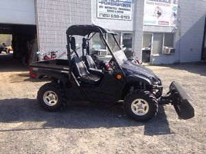 2008 Yamaha Rhino 700 SE--BAD CREDIT FINANCING AVAILABLE!!!