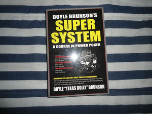 Brunson Poker Book