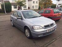 Vauxhall Astra. Years MOT. 1.4 LS