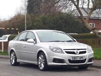 Vauxhall/Opel Vectra 1.8i VVT ( 140ps ) ( Exterior pk ) 2007MY SRi