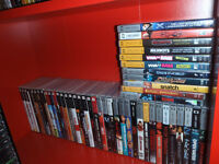 82 sony psp games/movies/system