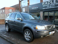2010 Volvo XC90 2.4 D5 AWD Geartronic Active 5DR 59 REG Diesel Blue