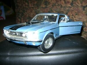 OLD DIECAST 1968 FORD MUSTANG GT