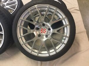 Porsche 911 Wheels and Tires