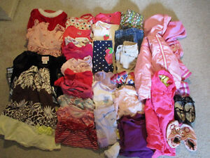 Baby girl clothes, size 18/18-24 month