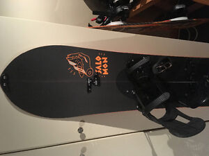 Splitboard package