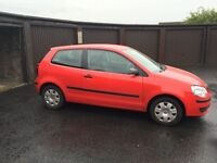 Volkswagen polo 2006 1.2 litre petrol VW POLO **VERY LOW MILLGE**