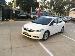2012 Honda Civic  Automatic Sedan Push Start GPS 2 keys AUG 2020 Rego Mount Druitt Blacktown Area Preview