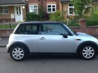 Mini Cooper 1.6 moted taxed insured available now