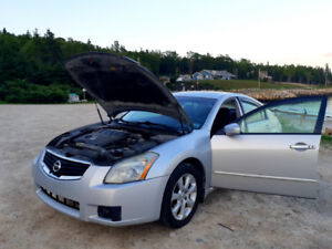 AMAZING! 2008 NISSAN MAXIMA!! GREAT DEAL 4500obo!!!