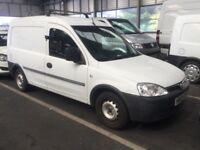Vauxhall Combo Van 1.7 Diesel ,3 Door, 12 months Mot , 96k miles.