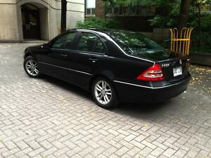 2004 Mercedes-Benz C-Class C240 Sedan 4MATIC