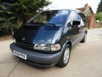 Toyota PREVIA GS AUTO 1 OWNER FROM NEW 16 TOYOTA STAMPS Lovely Versatile Camper