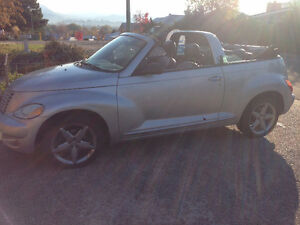 2005 Chrysler PT Cruiser gt turbo Convertible