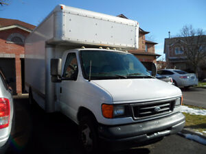 "2006 Ford 17ft F-450 Pickup BOX Truck""LIKE NEW"" ""SALE"""