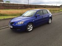 06 REG MAZDA 3 1.6 MOT 1 YEAR astra focus golf civic megane peugeot 307 jazz note