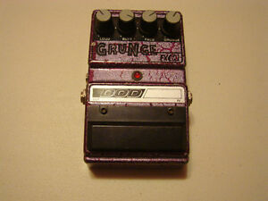 DOD Grundge FX69 Effects Pedal