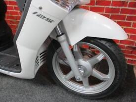 KEEWAY LOGIK 125cc SCOOTER PRE REGISTERED SALE