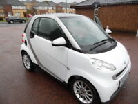 Smart ForTwo coupe passion 45bhp cdi (white) 2009