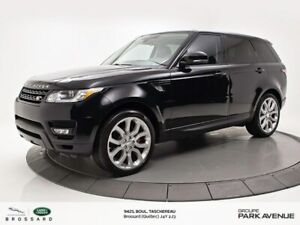 2015 Land Rover Range Rover Sport V8 Supercharged | PARE-BRISE E