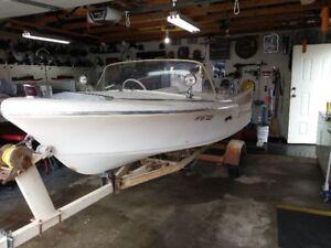 Rare Find - 1959 Playmaster Boat