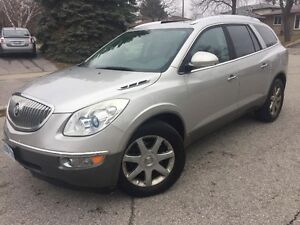 2008 Buick Enclave mint condition NAVI GPS BEC CAMERA DVD FULL L
