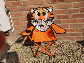 Children's camping chair