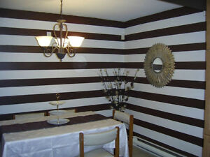Residential painting services from 0.55¢ a sqft