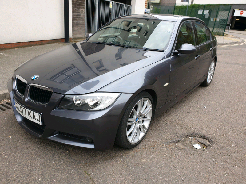 2007 BMW 320d M Sport Idrive (swap or sale) | in Ipswich, Suffolk | Gumtree