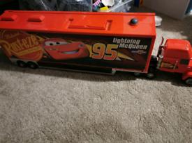 McQueen truck
