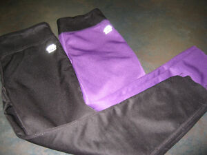 2 pairs of (Roots) yoga pants