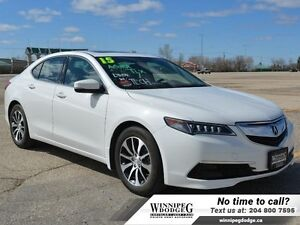 2015 Acura TLX Tech w/Navigation   *Accident-Free*
