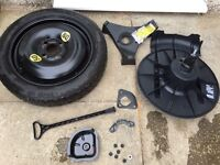 *** Immaculate Mini Space Saver Spare Wheel Kit ***