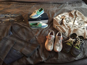 TNA Sweater $40, Nike And Puma Runners$15, Sperrys $25 And more Kingston Kingston Area image 1