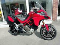DUCATI MULTISTRADA 1200S TOURING DVT, ONE OWNER, IMMACULATE, F.S.H, 6700 MILES