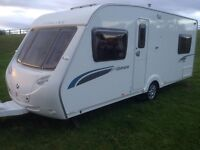 2008 Sterling Europa FIXED BED