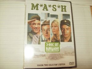 """M*A*S*H"" tv show Season 2 Sealed Never Opened DVD"