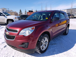2010 Chevy Equinox  LS AWD SUV LOW KMS