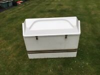 CONWAY LARGE FRONT STORAGE BOX for trailer tent