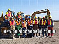 HEAVY EQUIPMENT OPERATOR TRAINING-NEXT PROGRAMS START SEPT 14th!