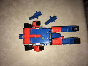 G2 Transformer Silverbolt with launchers