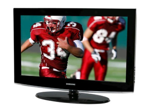 Samsung 32 inch flat screen HDTV LCD works perfectly in good con