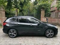17 PLATE BMW X1 20d M SPORT xDRIVE DIESEL AUTO 77,513 MILES FBMWSH 19'' ALLOYS