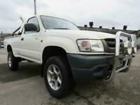 2004 Toyota Hilux 250 EX MWB 4WD P-U Pickup Diesel Manual
